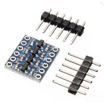 Conversor De Nível Lógico Bidirecional I2c 5v - 3,3v Arduino