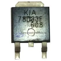 5 Peças Ci Kia 78d33f Regulador De Tensão 3,3v 1a Arduino