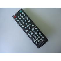 Controle Dvd Inovox In 1218 Rc-201f Original