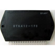 Stk412-170 Amplificador De Áudio Original Sanyo - 2 Unidades