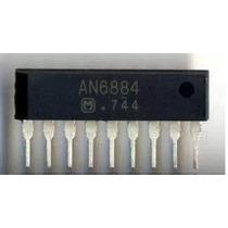 20 X Circuito Integrado An6884 / Kit Com 20 Peças