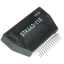 Stk442-10 Stk 442-110 Original Sanyo Amplificador De Áudio