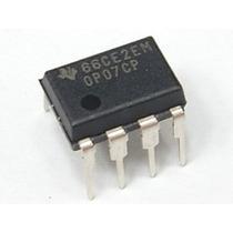 5x Ci Op07cp, Op07, Texas, Dip-8 (pacote C/05 Unidades)