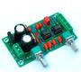 Kit Montar Pré Amplificador Para Subwoofer Ativo 22-210 Hz