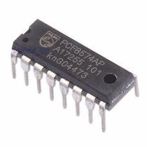 Ci Pcf8574 Expansor De Portas I/o 8 Bits I2c P/arduino