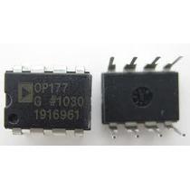10 Pçs Amplificadores De Precisão Smd Op177