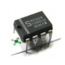 20x Ci Timer 555 Lm555cn - Temporizador De Uso Geral