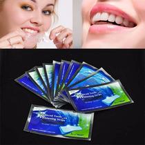 Whitening Strips Fita Clareador Branqueamento Dentes