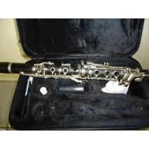 Clarinete Artley Modelo 70s Americano De Madeira - Joinville