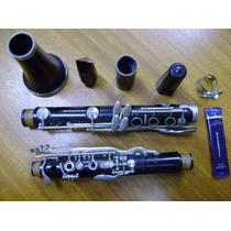 Clarinete Leblanc Em Sib - 17 Chaves, Excelente Preço