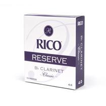 Palhetas Rico Reserve Clarinete Classic 2