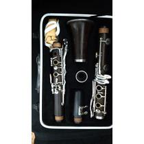 Clarinete Eagle Marrom