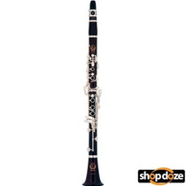 Clarinete Eagle Cl04 Em Sib (bb) 17 Chaves Com Bag