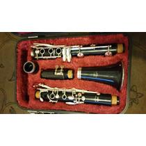 Clarinete Yamaha Ycl 27 Japan...linda..