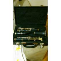 Clarinete Waldman 17 Chaves( Acompanha Boquilha Yamaha 4c)