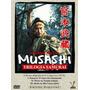 Musashi Trilogia Samurai Dvd Novo Orig Lacrado Toshiro Mifun