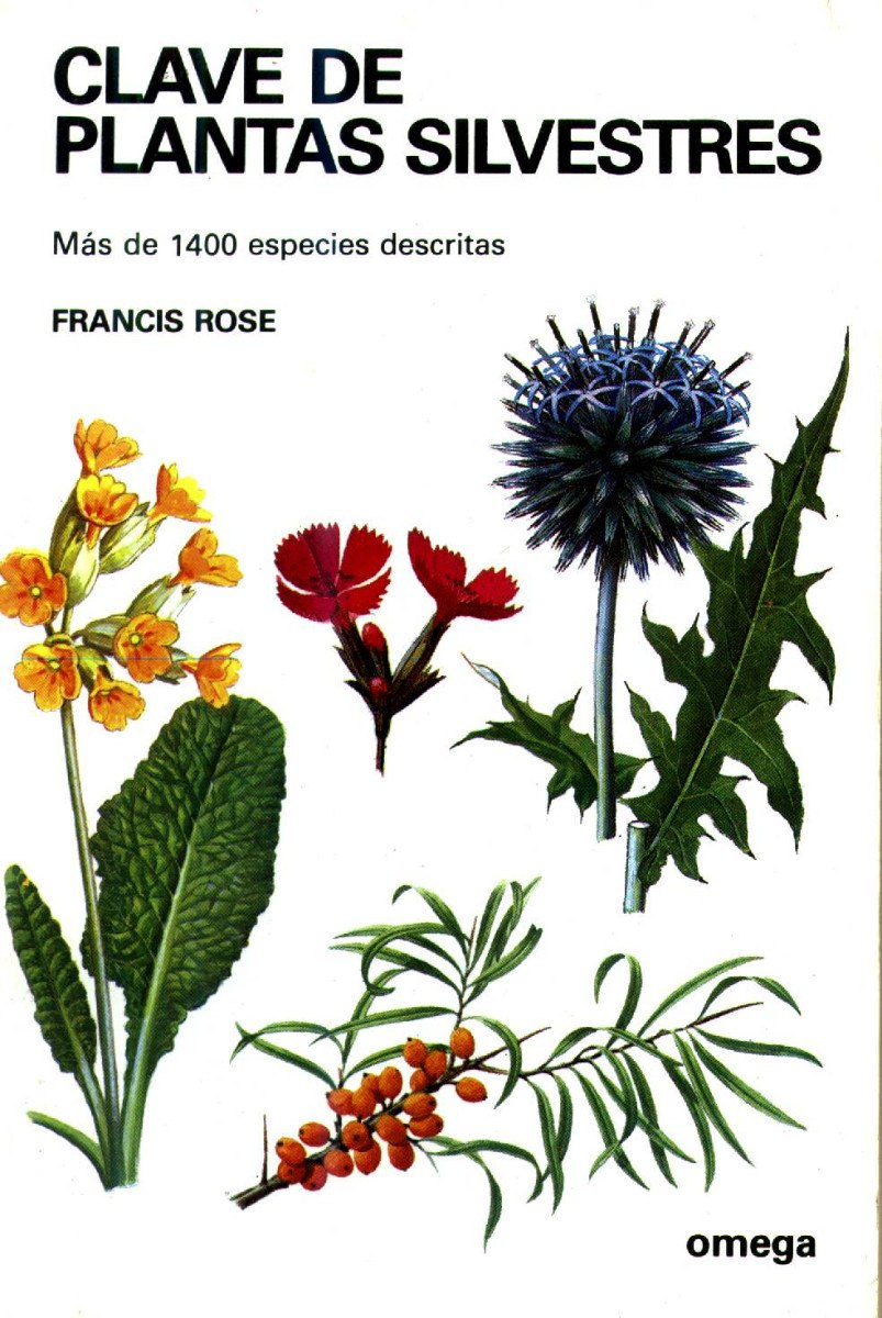Clave De Plantas Silvestres  R$ 150,00 no MercadoLivre
