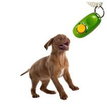 Adestramento De Cães Botao Clicker - Frete Gratis !!