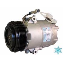 Compressor Gm Astra 99 2000 2001 + Adaptador Delphi Original