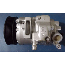 Compressor Denso Variavel W Polo Novo - Remanufaturado