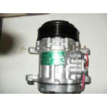 Compressor Ar Do Fusca 10p08 Polia Estriada