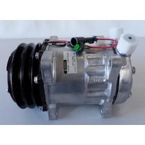 Compressor 7h15 Original Denso Polia 2a 12v
