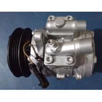 Compressor De Ar Denso 10p 08 3orelhas W Gol-remanufaturado