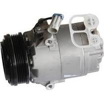Compressor Stilo/siena/doblo/1.4 1.8 - Original Polia 6pk