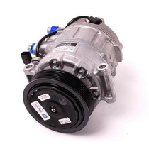 Compressor Do Ar Condicionado Audi A6 2.4 V6 2001 A 2005