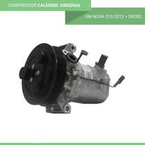 Compressor Calsonic Nova S-10