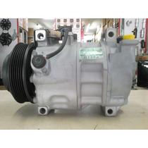 Compressor De Ar Condicionado Mercedez C380 - Recondicionado