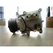 Compressor De Ar Condicionado Focus Zetec - Novo