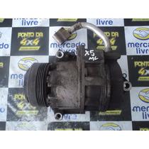 Compressor Ar Condicionado Bmw X5 4.8 V8 2005
