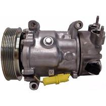 Compressor Do Ar Do Peugeot 206-207-307 Original Sanden