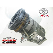 Compressor Ar Toyota Corolla Seg 09 A 12 Original