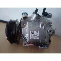 Compressor Ar Condicionado Gm Spin E Onix Novo !!!!!!!!!!