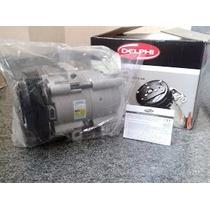 Compressor Ford F250 Gasolina Produto Novo Original Delphi