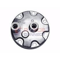 Tampa Traseira Compressor 7h15 Ar Condicionado Fiat Ducato