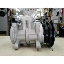 Compressor Ar Condicionado Gol/santana 6p148 - Novo