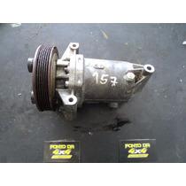 Compressor Ar Condicionado Chevrolet S10 2013 2.8 Diesel
