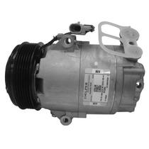 Kit Compressor Delphi + Condensador Denso Fox 1.6 2013