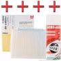 Filtro Ar Condicionado Citroen C3 Citroen C4 + Higienizador