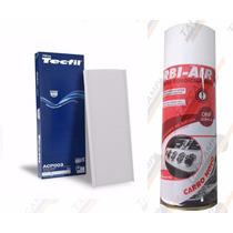 Filtro Ar Condicionado Agile / Celta / Corsa + Limpa Ar Cond