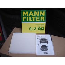 Filtro Cabine (ar Condicionado) Honda New Fit - Mann Cu21003