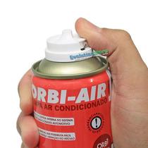 Caixa 24 Unidades Limpa Ar Condicionado 300 Ml, Higienizador