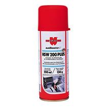 Higienizador Limpa Ar Condicionado Wurth Hsw200 Sem Aroma