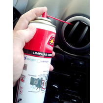 Cheiro De Carro Novo - Limpa Ar Condicionado New Car 320 Ml