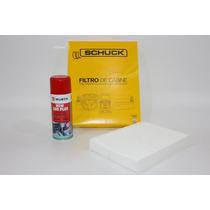 Filtro Ar Condicionado+higienizador Wurth Lavanda - Tiida