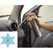 Higienizador Spray 320ml Limpa Ar Condicionado C/ Sonda Apli
