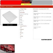 Filtro De Ar Condicionado - Scenic 1.6 16v Flex 2005 Em Dian